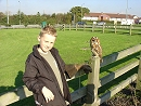 Mikey with Knowely