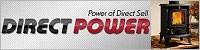 Direct Power Cast Iron Log Burner