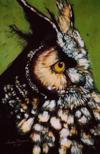 Ears Looking at you - Diane Burns