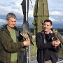 View Peregrine Falcons Saved After Fall From Church Nest