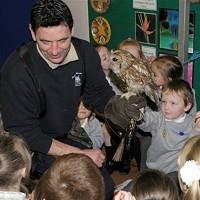 Larkholme Primary School Visit
