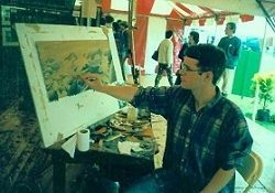 David Miller - Artist