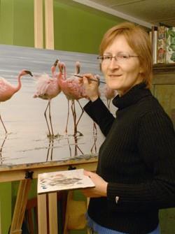 Patricia Pepin - Artist